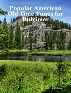 Popular American Old Time Tunes for Dulcimer cover
